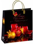 Купить оптом новогодний пакет 23х26 Белло Bello BAS 85