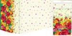 Купить оптом полиэтиленовую скатерть для пикника Розали 120х220 от Интерпак