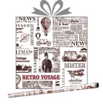 Бумага оберточная Аристократ, купить оптом в Санкт-Петербурге
