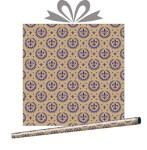 Крафт-бумага Королевская лилия, купить оптом в Санкт-Петербурге