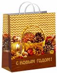 Купить оптом полиэтиленовый пакет Лукошко 30x40 150 мкм из мягкого пластика