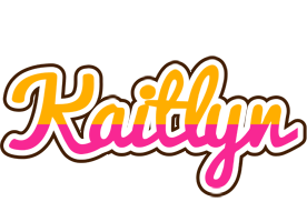 Kaitlyn Logo Name Logo Generator Smoothie Summer