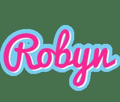 Robyn Logo Name Logo Generator Popstar Love Panda