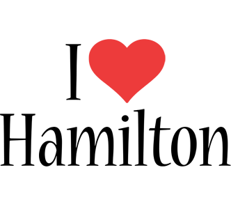 Image result for i love hamilton