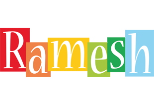Ramesh Logo   Name Logo Generator - Smoothie Summer ...