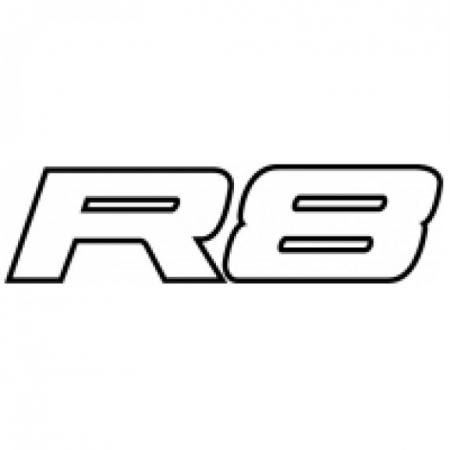 Audi R8 Logo Vector (EPS) Download For Free