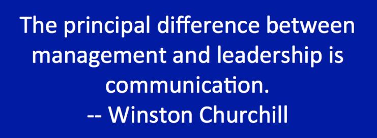 Leadership. Churchill
