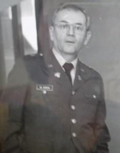 Dr. Frederick C.H. Garcia, 1928-1984