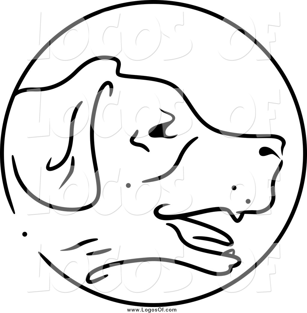 Dog Coloring Pages Chain Coloring Pages