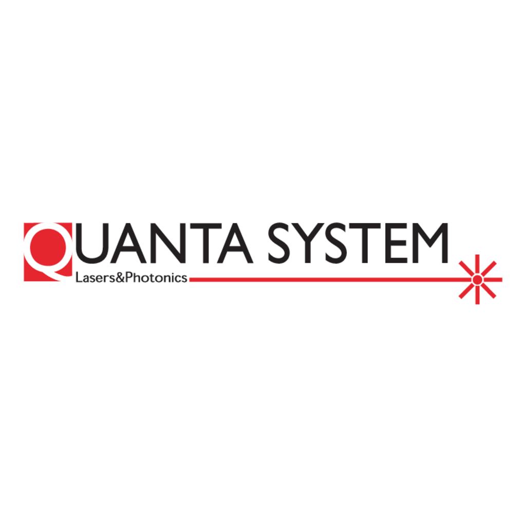 Quanta System logo, Vector Logo of Quanta System brand