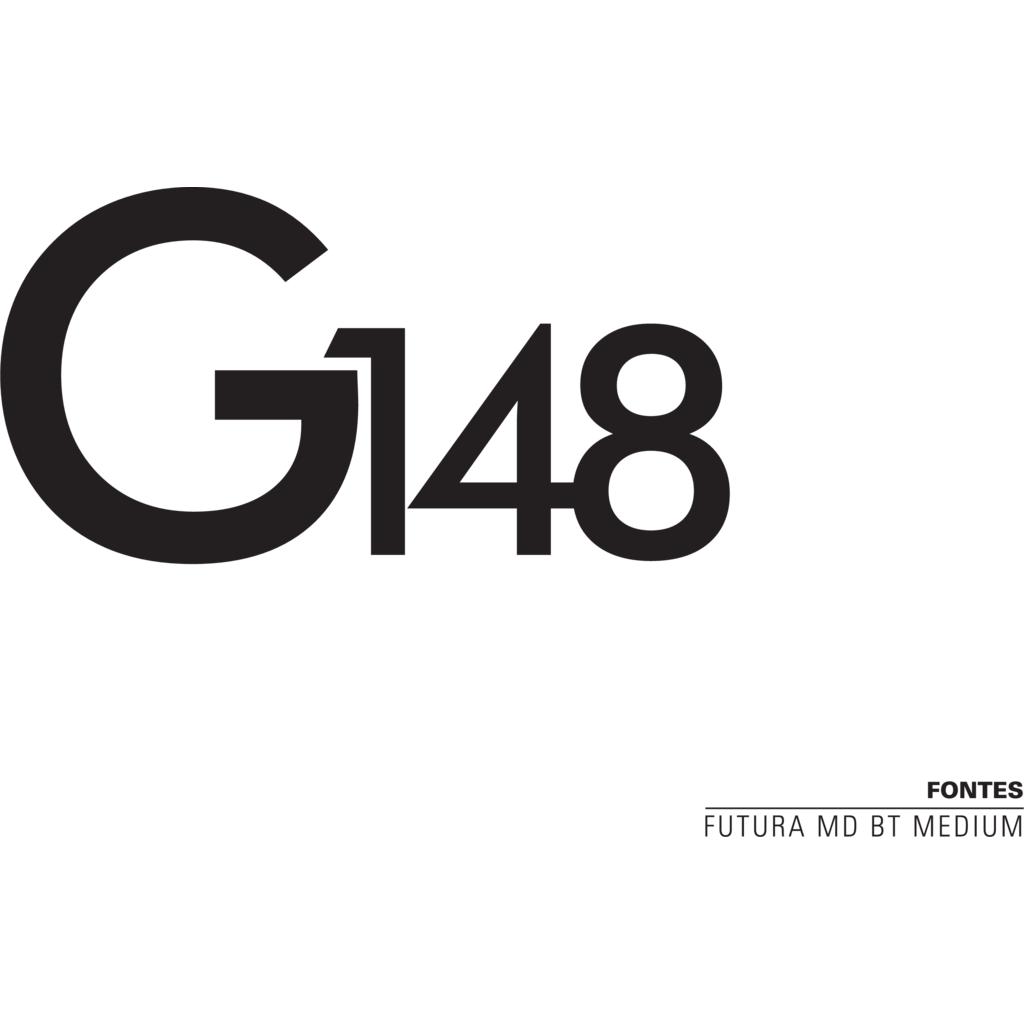 G148 logo, Vector Logo of G148 brand free download (eps