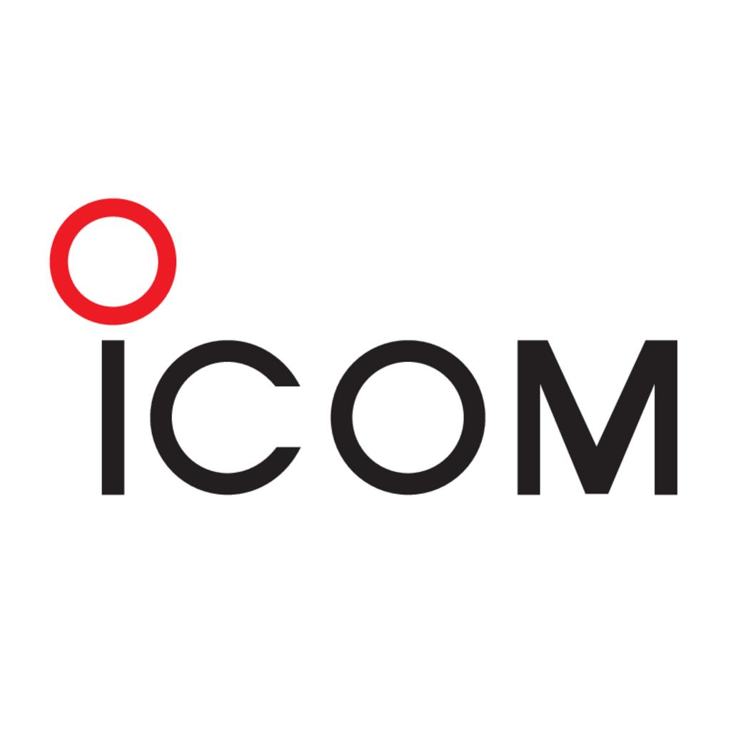Icom Inc logo, Vector Logo of Icom Inc brand free download