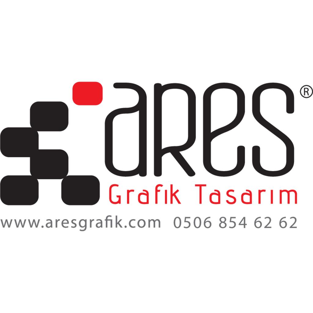 Ares Grafik logo, Vector Logo of Ares Grafik brand free