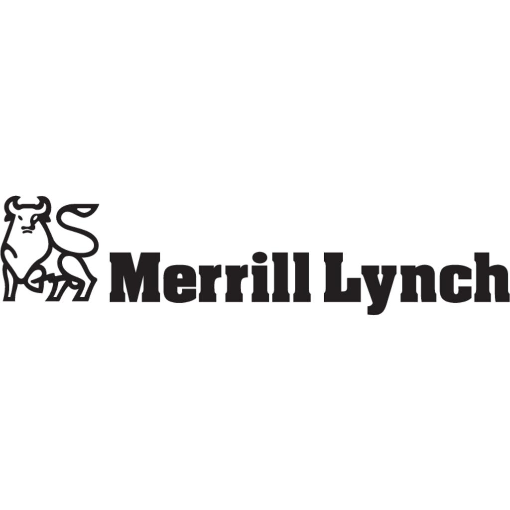 Merrill Lynch logo, Vector Logo of Merrill Lynch brand