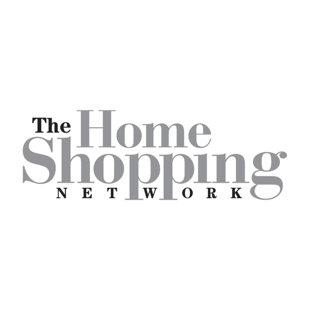 The Home Shopping Network logo, Vector Logo of The Home