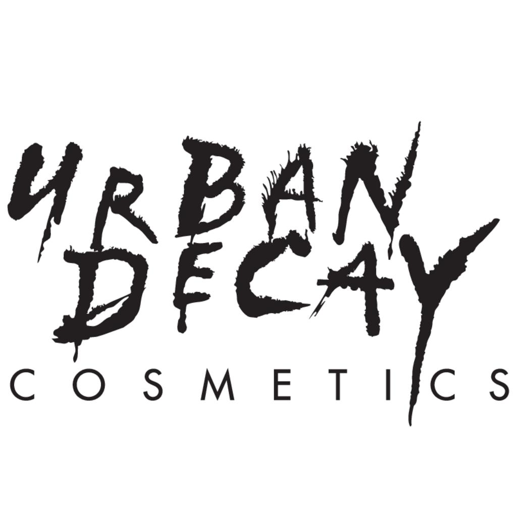 Urban Decay Cosmetics logo, Vector Logo of Urban Decay