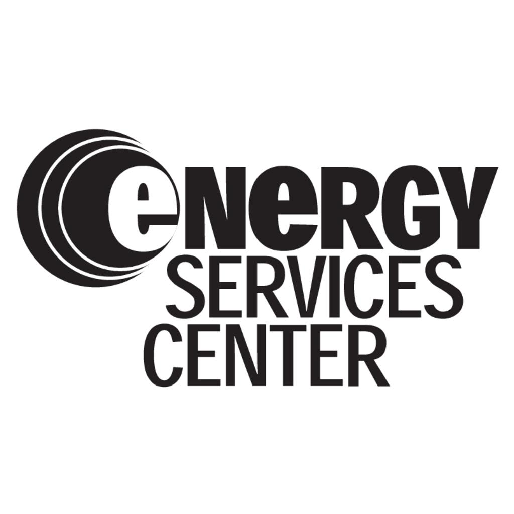 Energy Services Center logo, Vector Logo of Energy