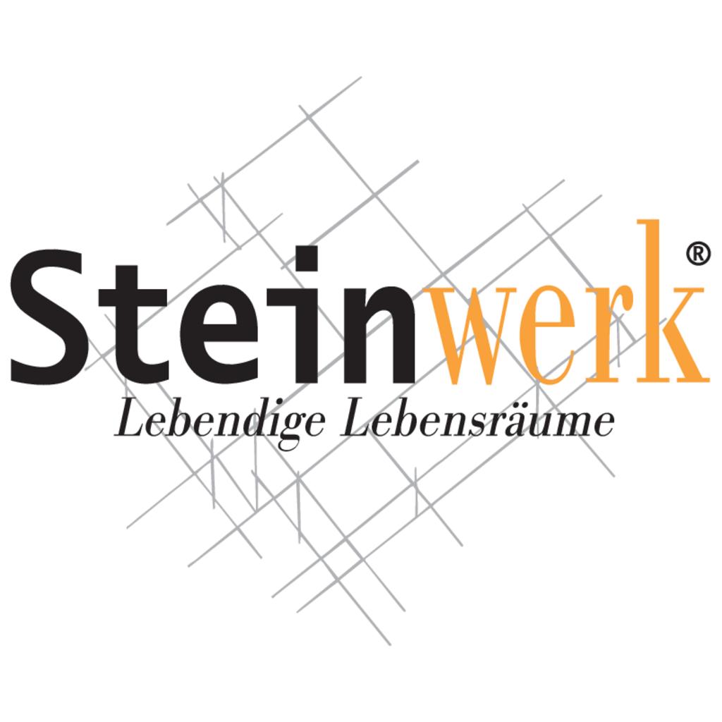 SteinWerk logo, Vector Logo of SteinWerk brand free