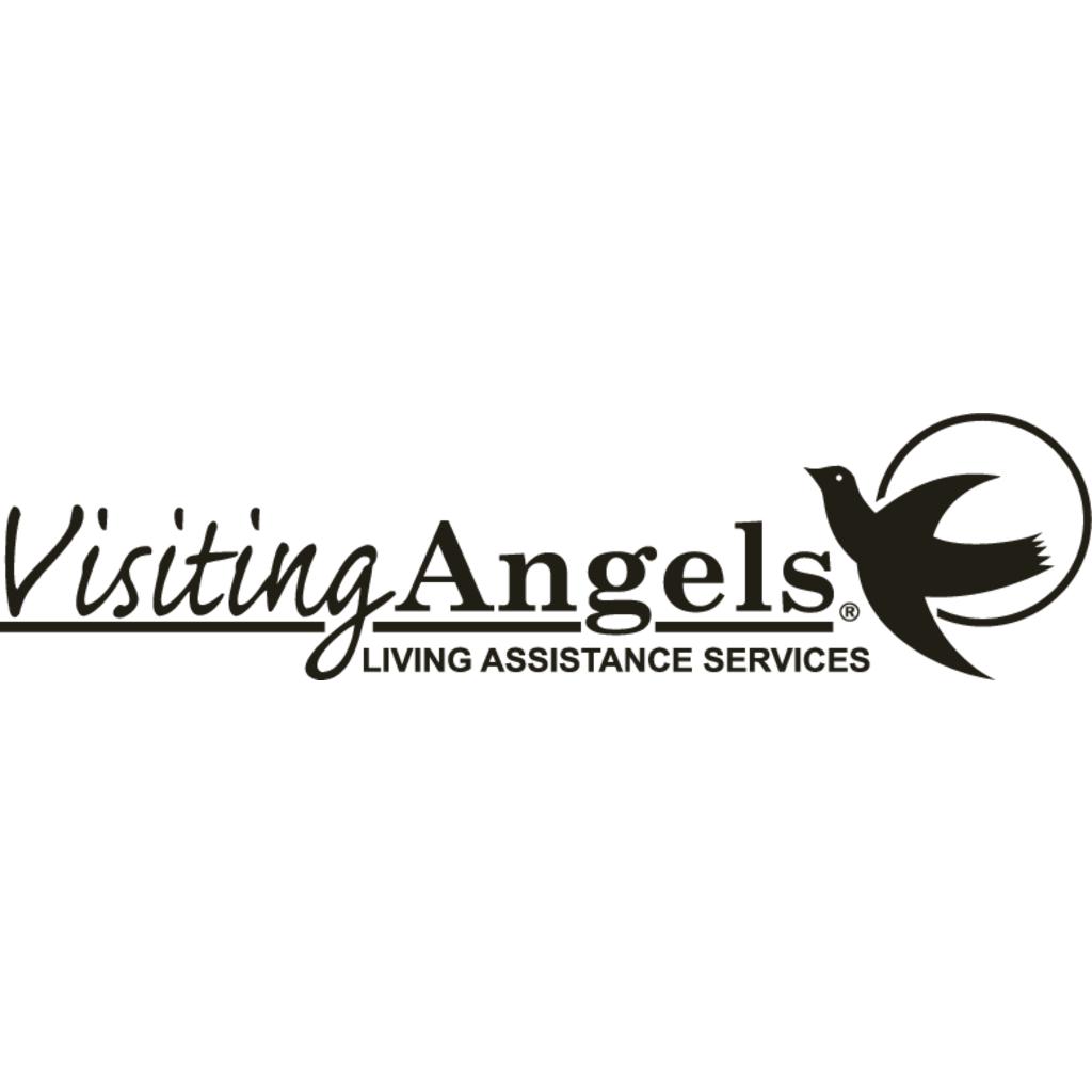 Visiting Angels logo, Vector Logo of Visiting Angels brand