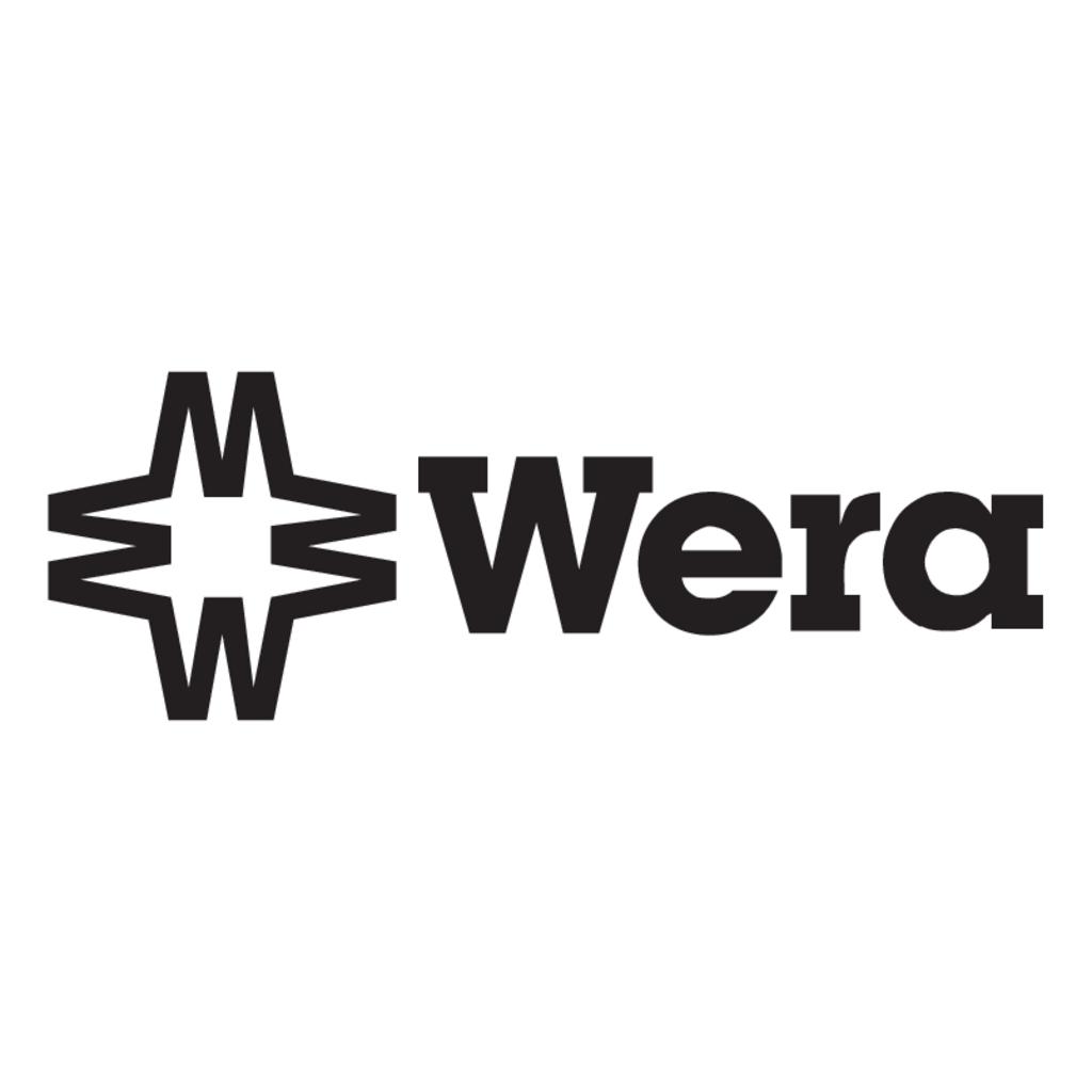 Wera logo, Vector Logo of Wera brand free download (eps