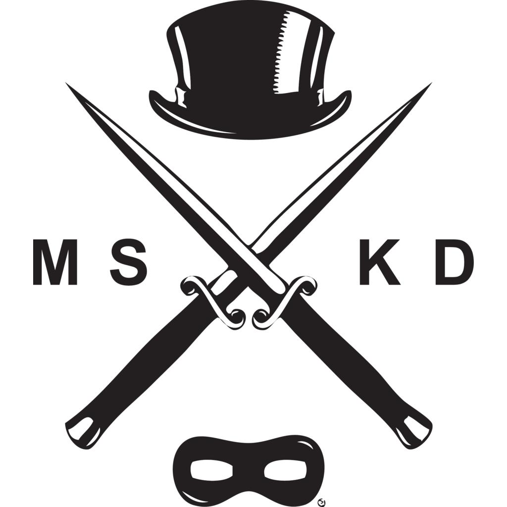Masked logo, Vector Logo of Masked brand free download