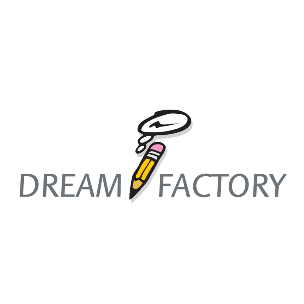 Dream Factory logo, Vector Logo of Dream Factory brand