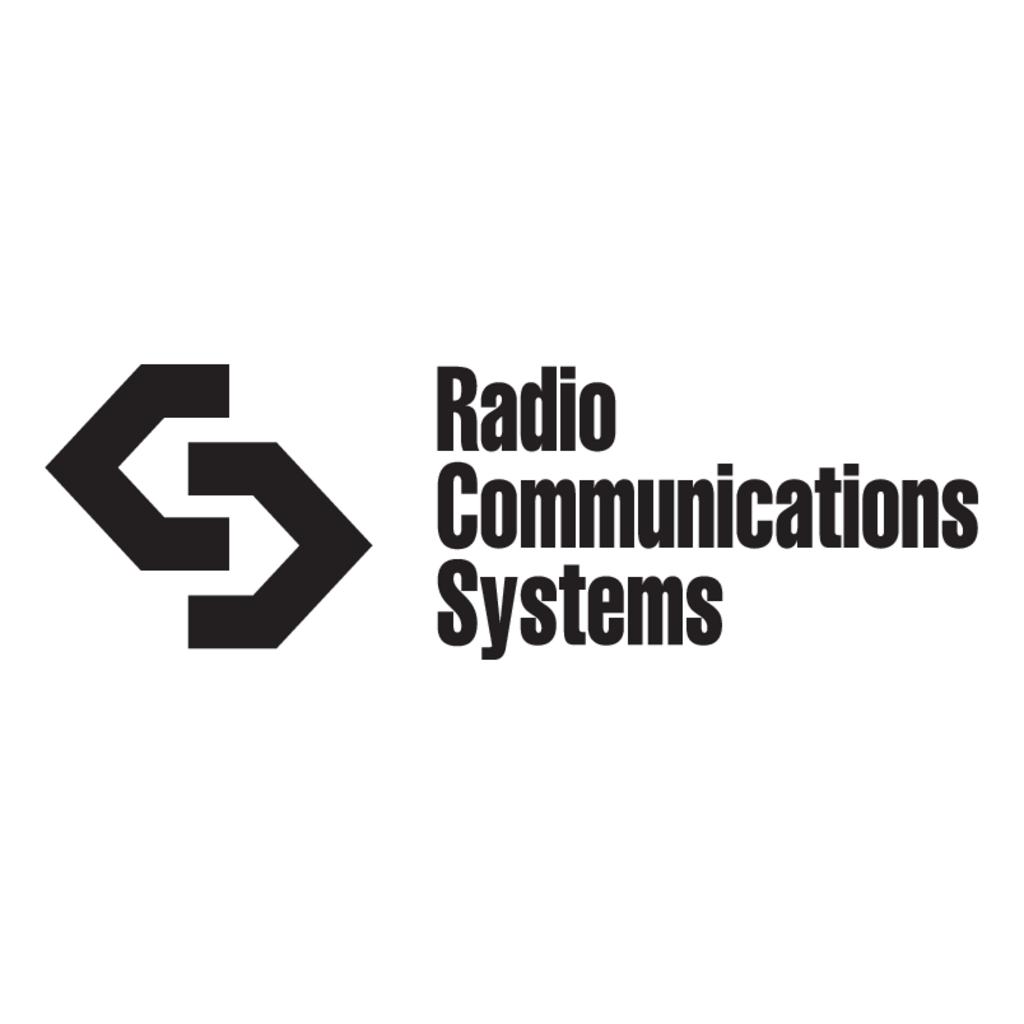 Radio Communications Systems logo, Vector Logo of Radio