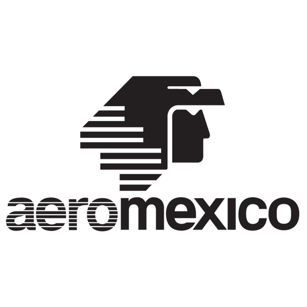 AeroMexico(1343) logo, Vector Logo of AeroMexico(1343