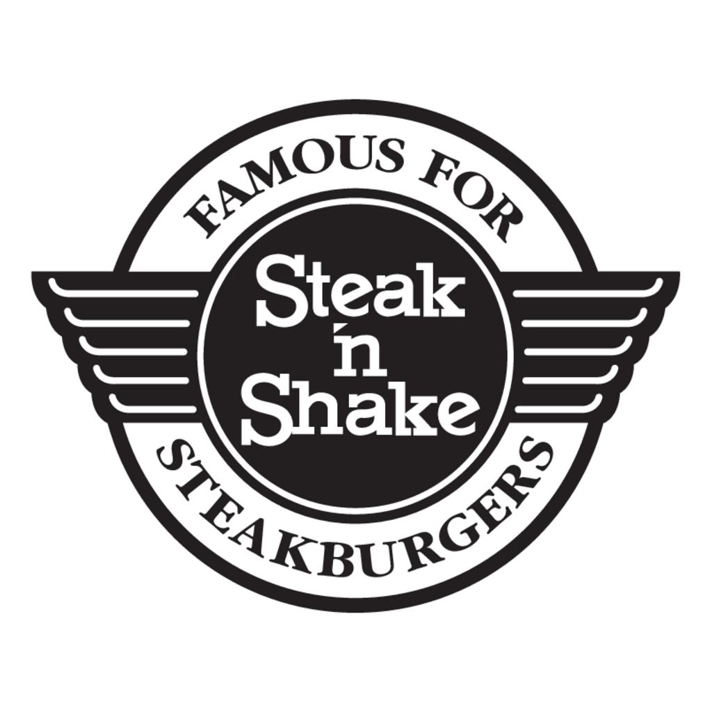 Steak 'n Shake logo, Vector Logo of Steak 'n Shake brand