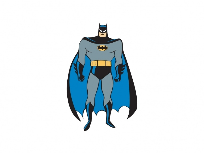 batman vector file logowik