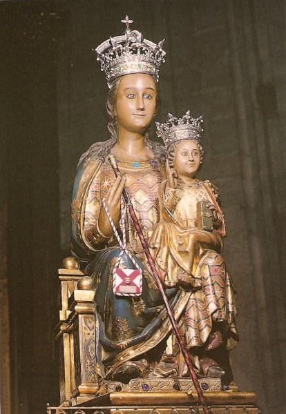 Virgen de la Esperanza de Logroño