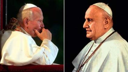 dos nuevos santos