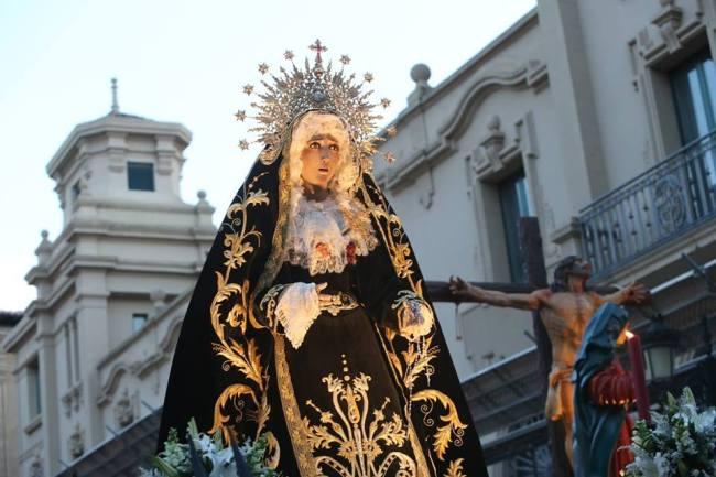 Virgen del Dolor