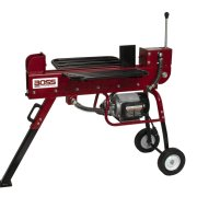 Boss Industrial Industrial Electric Log Splitter, 10-Ton