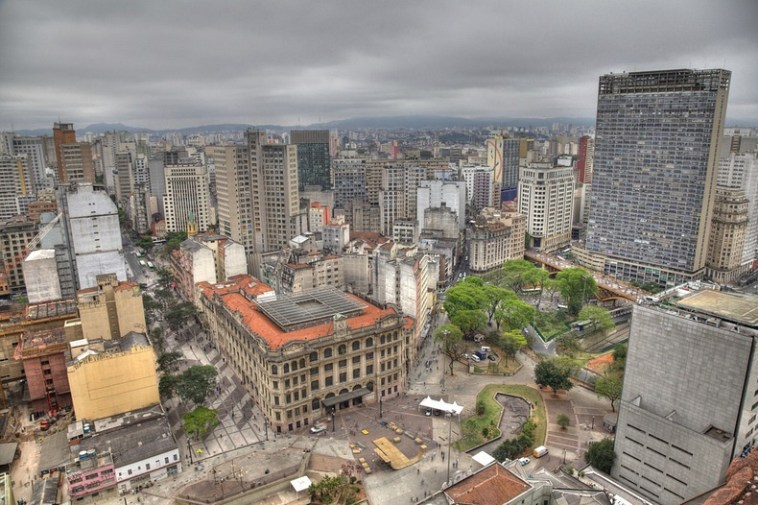Fraudulent charges in Sao Paulo, Brazil