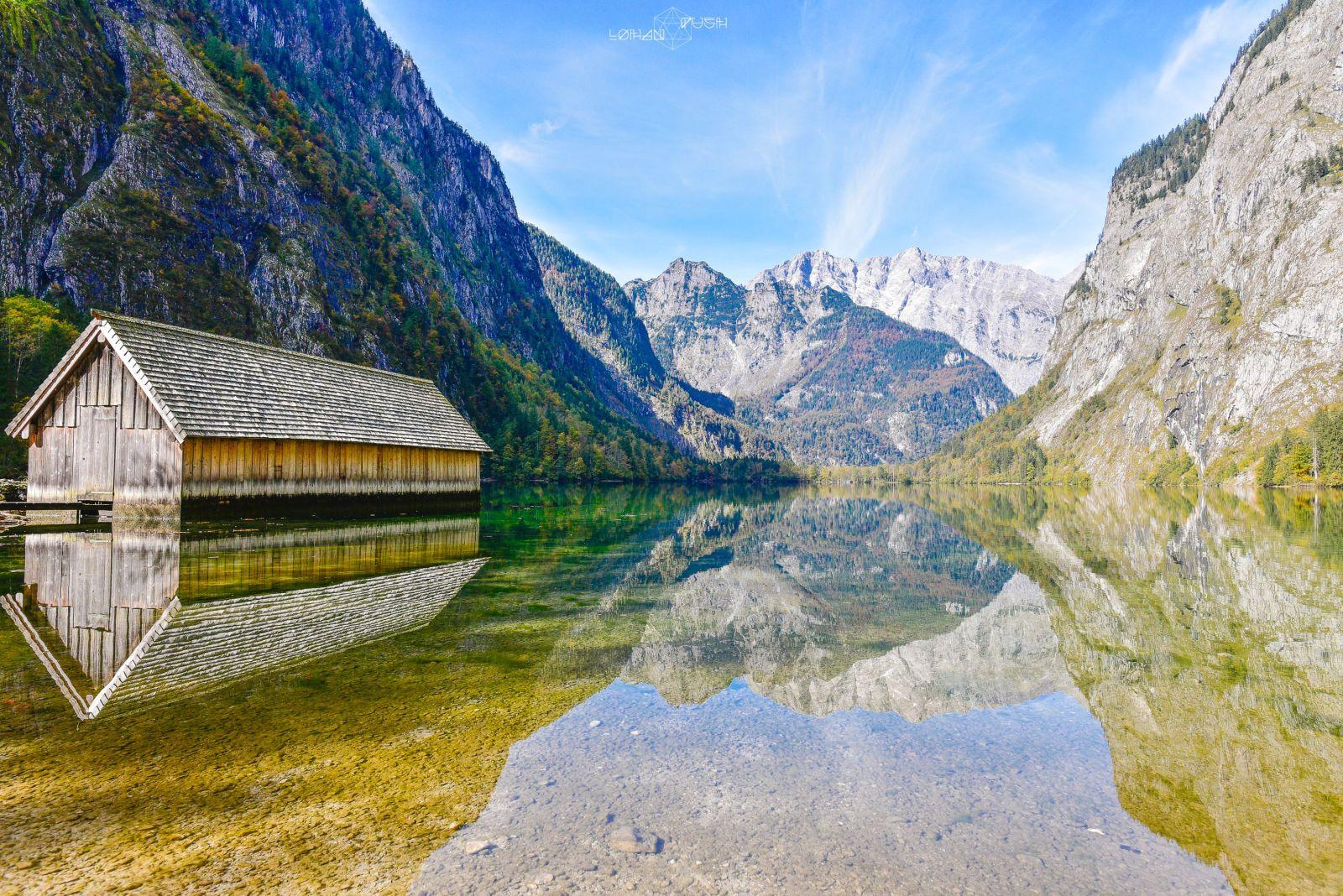 【德國自由行】國王湖königssee景點-健行到上湖沉醉在絕美的湖光山色(含2019年遊湖及船班資訊) – 老漢推一把
