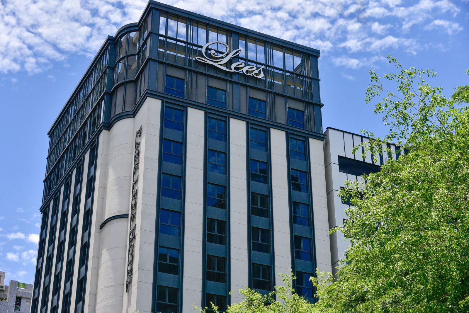 【高雄住宿】帕可麗酒店Park Lees Hotel-入住歐美感時尚精品飯店 近捷運巨蛋站 鼓山區  – 老漢推一把