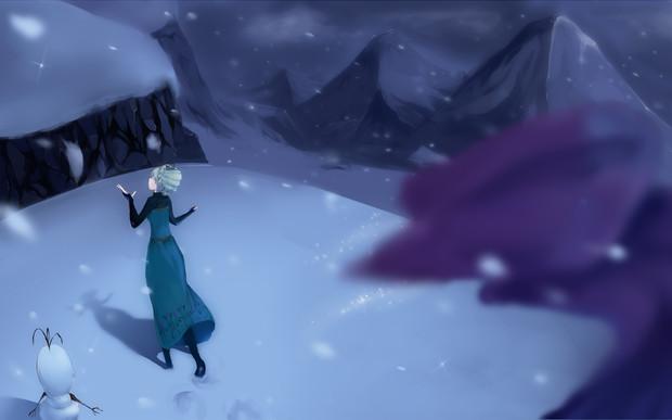少しも寒くないわ / するめ さんのイラスト - ニコニコ靜畫 (イラスト)