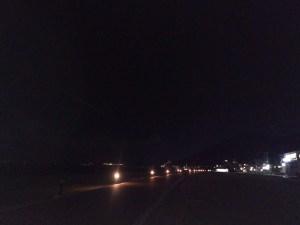 20181122_夜の須磨海岸