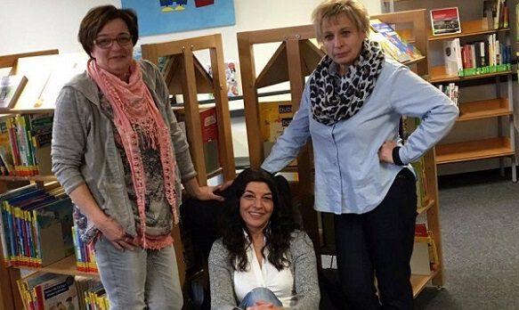 Die Bücherstube Lohberg feiert am Dienstag ihren 40. Geburtstag