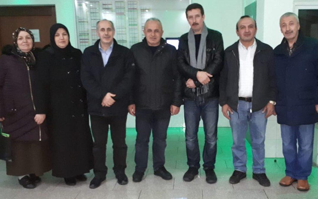 Vorstandswechsel in der Ditib-Moschee