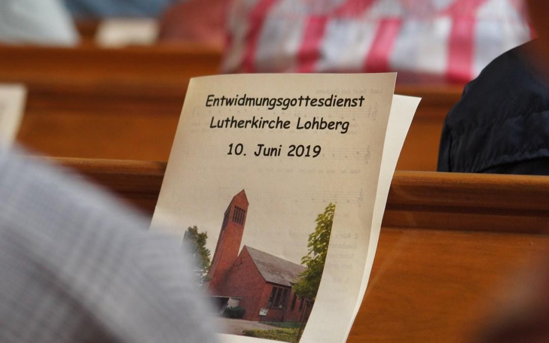 Abschied von der Lutherkirche