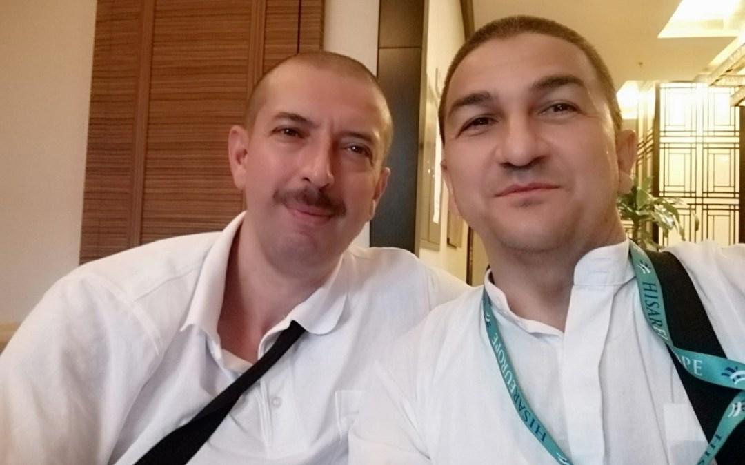 Lohberger trifft Lohberger in Mekka: endlich Hadschi