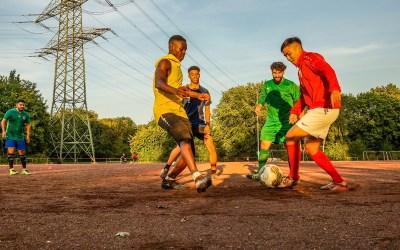 Fotowalk mit Sport, Freizeit und dem kleinen Paradies