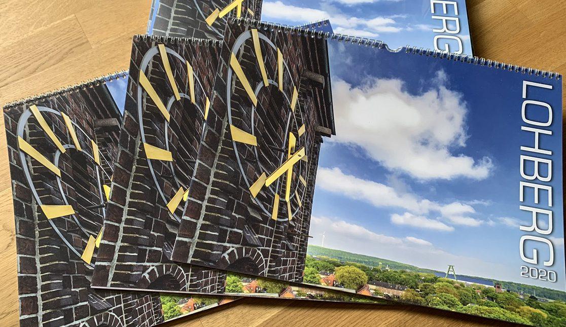 Lohberg-Kalender jetzt erhältlich!