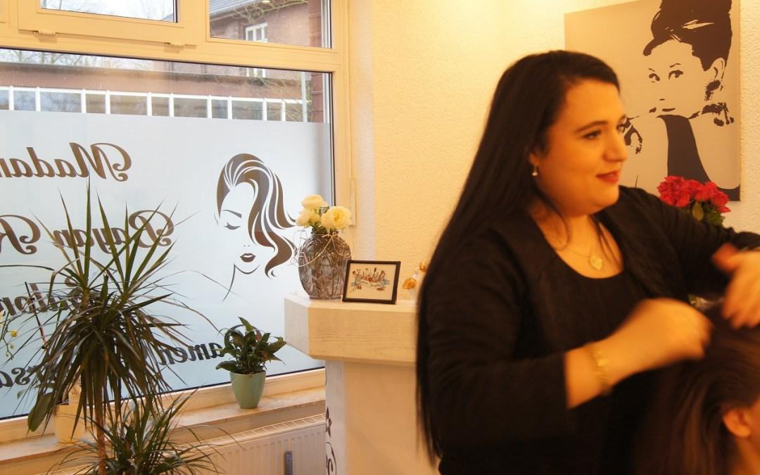 Unternehmer in Lohberg: Gamze Yilmaz- Friseursalon für Frauen