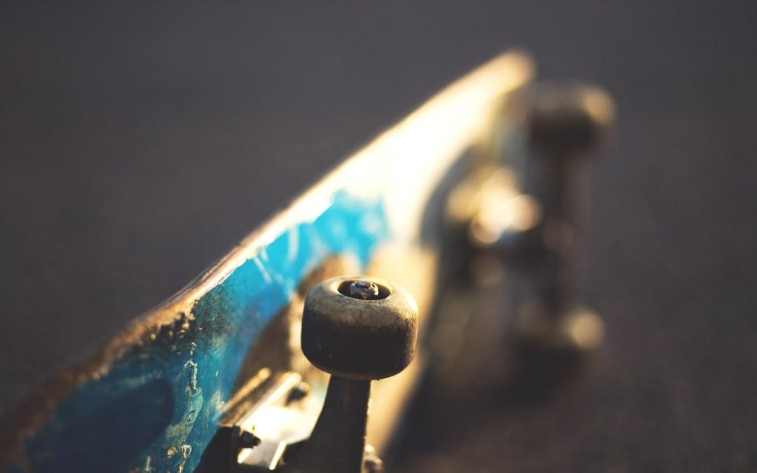 Skateranlage am Abenteuerspielplatz gesperrt