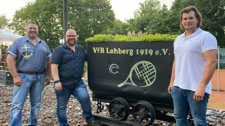 Neuer Vorstand beim VfB Lohberg
