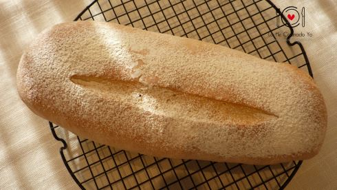Cómo hacer Pan Blanco