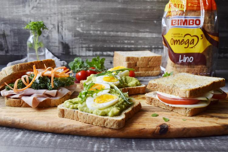 3 Recetas De Sándwiches Para La Cena